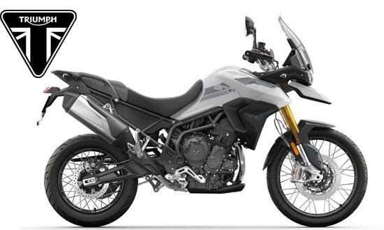 Triumph Motorcycle Rentals