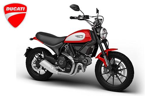 Ducati Scrambler Rentals