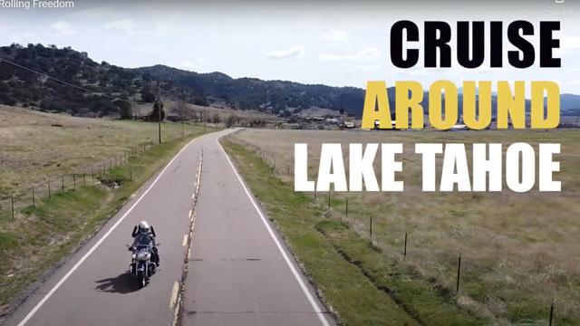 cruise around lake tahoe