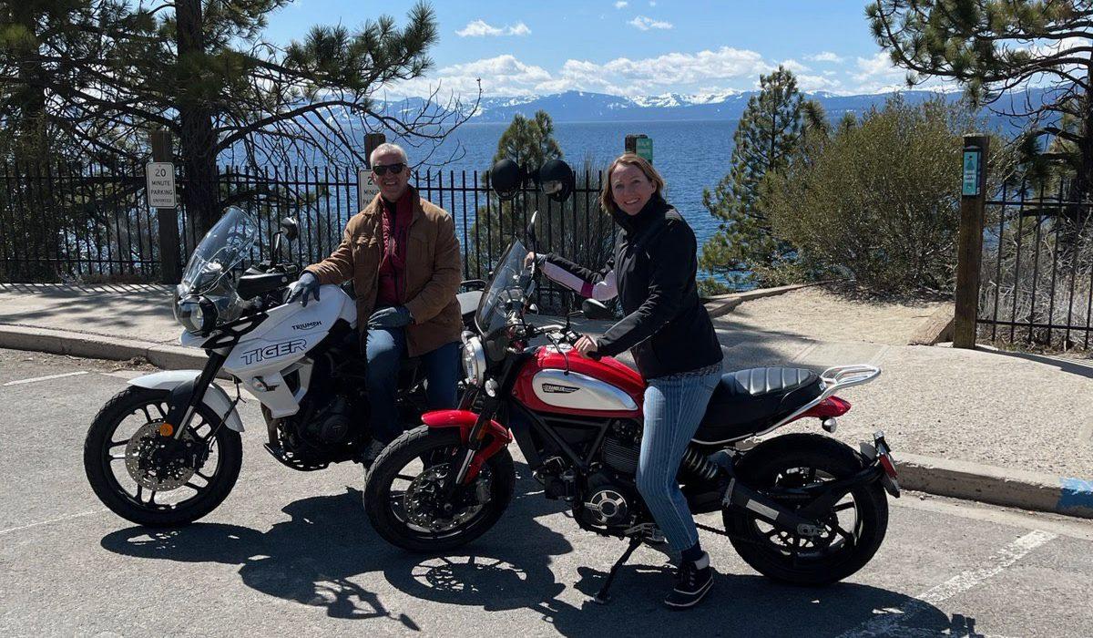 Triumph & Ducati Rental