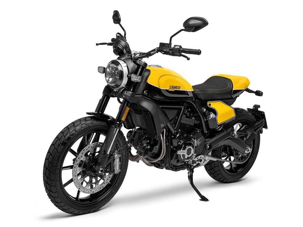 RF Ducati Scrambler Full Throttle